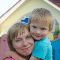 Семья :: Виталий Устинов