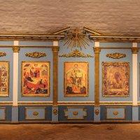 Иконостас в Соловецком монастыре. :: Милена )))