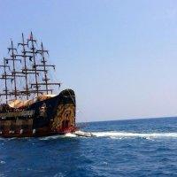 Где- то в Средиземном море :: Алла ZALLA