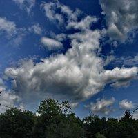 Небо над оз.Минневаска :: Игорь Липинский
