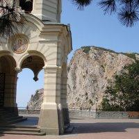 Форосская церковь :: Юлия Грозенко