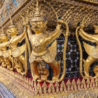 Большой дворец в Бангкоке :: Евгений Логинов