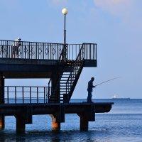 Рыбалка :: ОЛЬГА КОСТИНА
