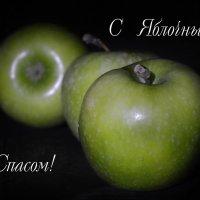 Green apple :: Галина Galyazlatotsvet