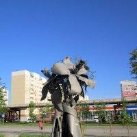 На улице Татьяны Снежиной  . Новосибирск . :: Мила Бовкун