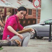Вот, подкрепимся и дальше пойдем! :: Андрей Пашков