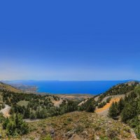 крит .путь на юг к морю через горы :: юрий макаров