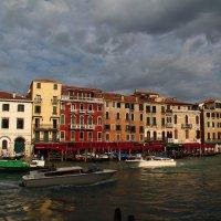 Тучи над Венецией :: Никита Иванов