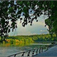 Москва река :: Дмитрий Анцыферов