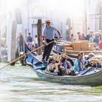 Венеция. Прогулка по каналу. Фото 2. :: Вячеслав Касаткин