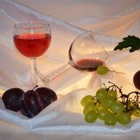 Фруктовое вино :: Елена Шишлянникова
