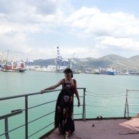 прогулка по кораблю :: Александра Otgjxrbyf