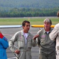картинки с Авиашоу в Красноярске-2, пилоты :: Ларико Ильющенко
