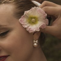 Цветочек для юбимой :: Ольга Палей