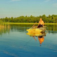 Вечер рыбака :: Валерий Талашов
