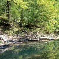 река Сахрай Кавказ :: Нина Сигаева
