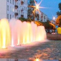 фонтан :: Евгений Тихонов