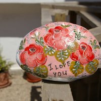 Нежный рисунок на камне :: Amina selma saidi