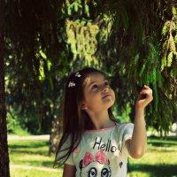 Дочка :: Ирина Малинина