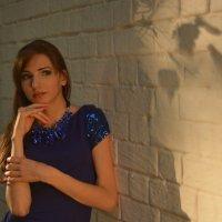 Синее платье :: Павел Мушихин