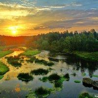 золотые воды :: Дмитрий Анцыферов