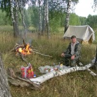Шеф на охоте :: Олег Романенко