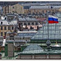 Флаги на башнях :: tipchik