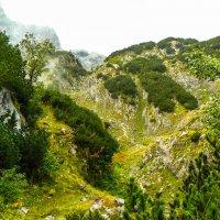 в горах :: Сергей Цветков