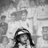 В музее пожарного дела :: MVMarina