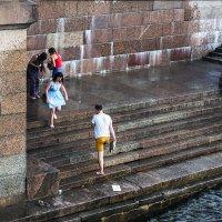 Холодный душ :: Valerii Ivanov