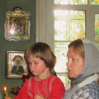 Каждый молится о своём... :: Михаил Попов