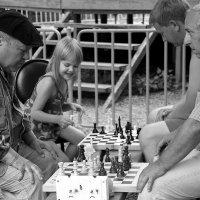 Шах и  мат !!!... (Одна за всех...) картина 2 :: Валерия  Полещикова