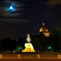 Ночь на Сенатской... :: Вячеслав Мишин