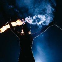 Стихия огня :: Максим Шмаков
