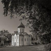Спасо-Преображенский собор 1152-1157 :: Наталья Rosenwasser