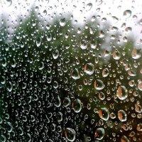 Слёзы дождя :: Галина Стрельченя