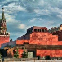 Мавзолей на Красной площади :: Nika Dmitrieva