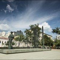 Небо над Сретенским бульваром :: Лена Варди