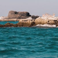 Риф вулканического происхождения, Индийский океан :: Андрей Кулаков