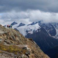 ...зачем идете в горы вы? :: Ларико Ильющенко