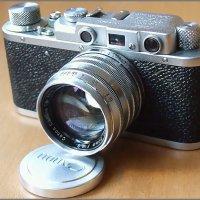 Легендарный ФЭД с объективом Canon :: Igor Khmelev