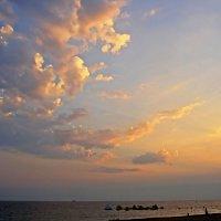 Вечер на море :: Alexander Andronik