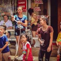 Тайский Новый год) :: Ксения Базарова