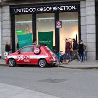 На улицах Дублина. :: zoja