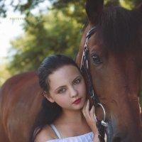 С конем :: Александр Якименко