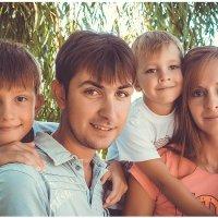 Семья :: Елена Тимофеева