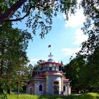 Лето в Александровском парке :: Ольга