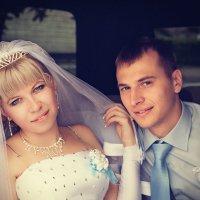 Алина и Влад :: Лариса Булавка