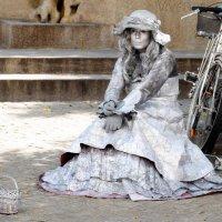 живые статуи :: Valeriy Somonov