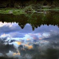 Небесная рыбалка....2 :: Андрей Войцехов
